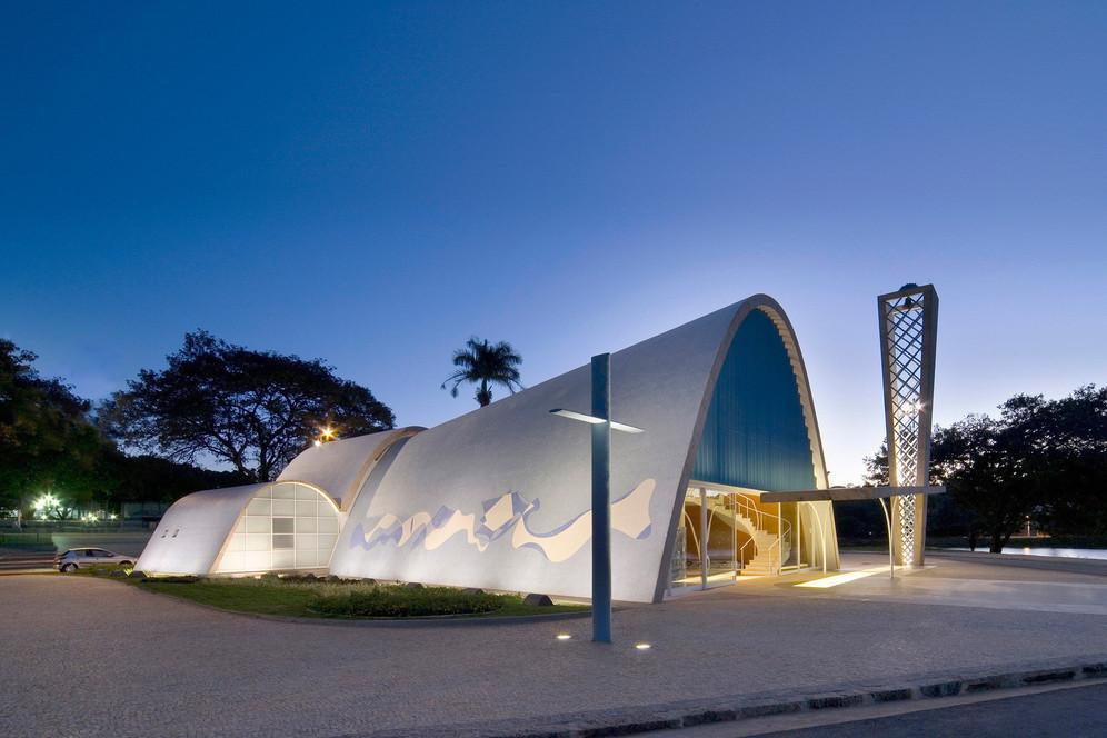 Igreja-da-Pampulha